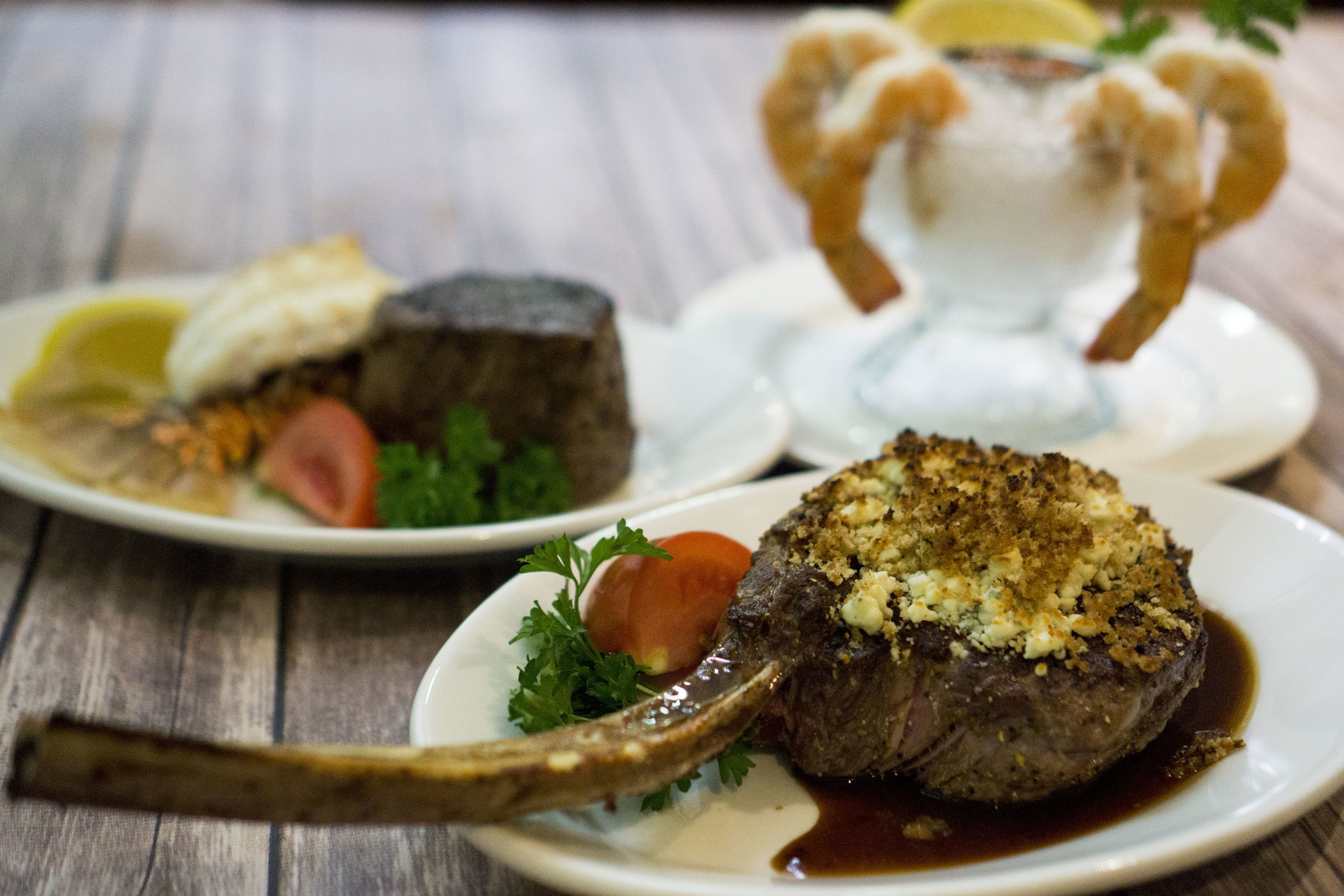 NEW YEAR'S EVE SPECIALTY MENU -
