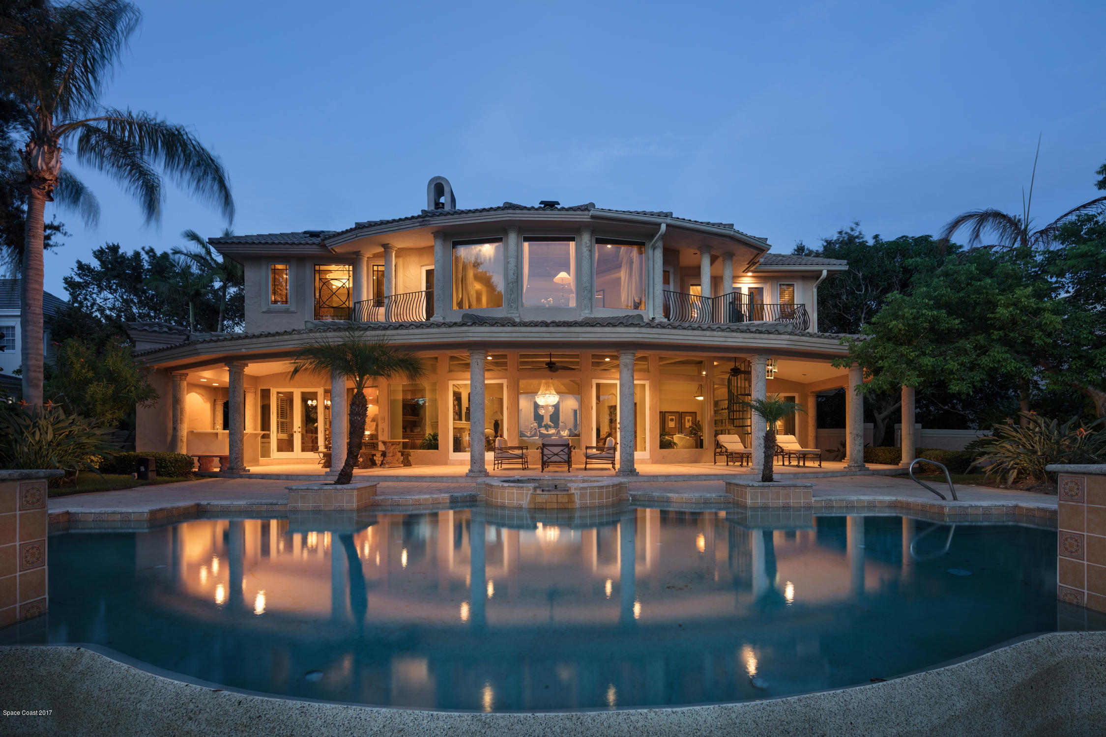 Satellite Beach and Indian Harbour Beach Waterfront Home Search