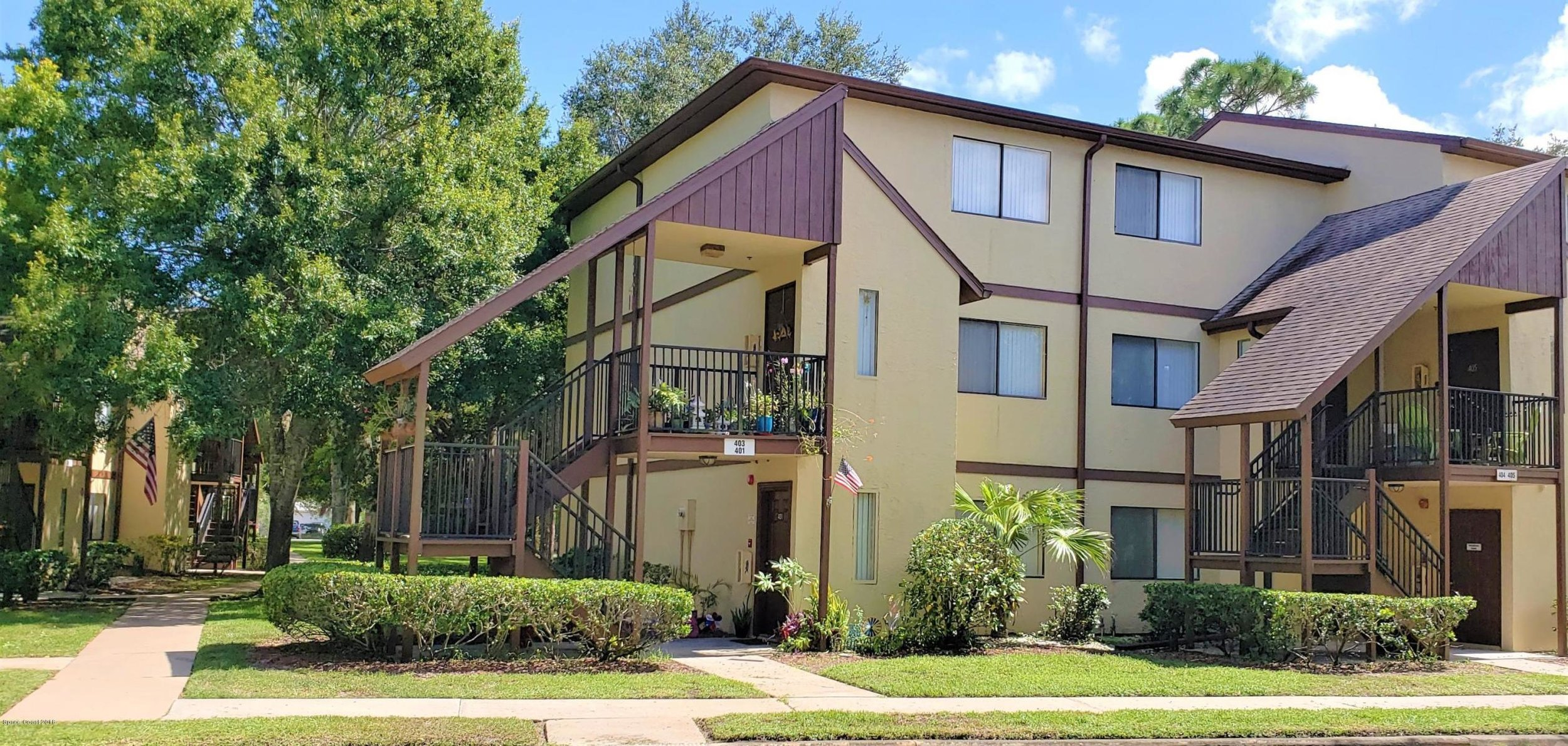 7821 Maplewood Dr #401, West Melbourne, FL Sold by Brent Burns