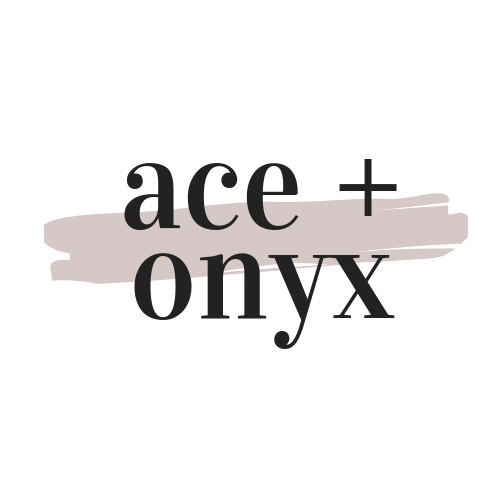 ace + onyx logo
