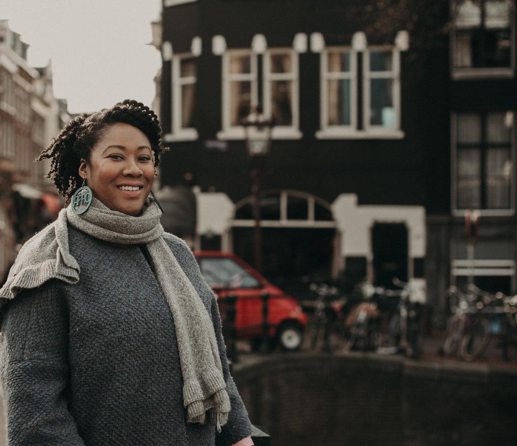Amsterdam Family Photoshoot