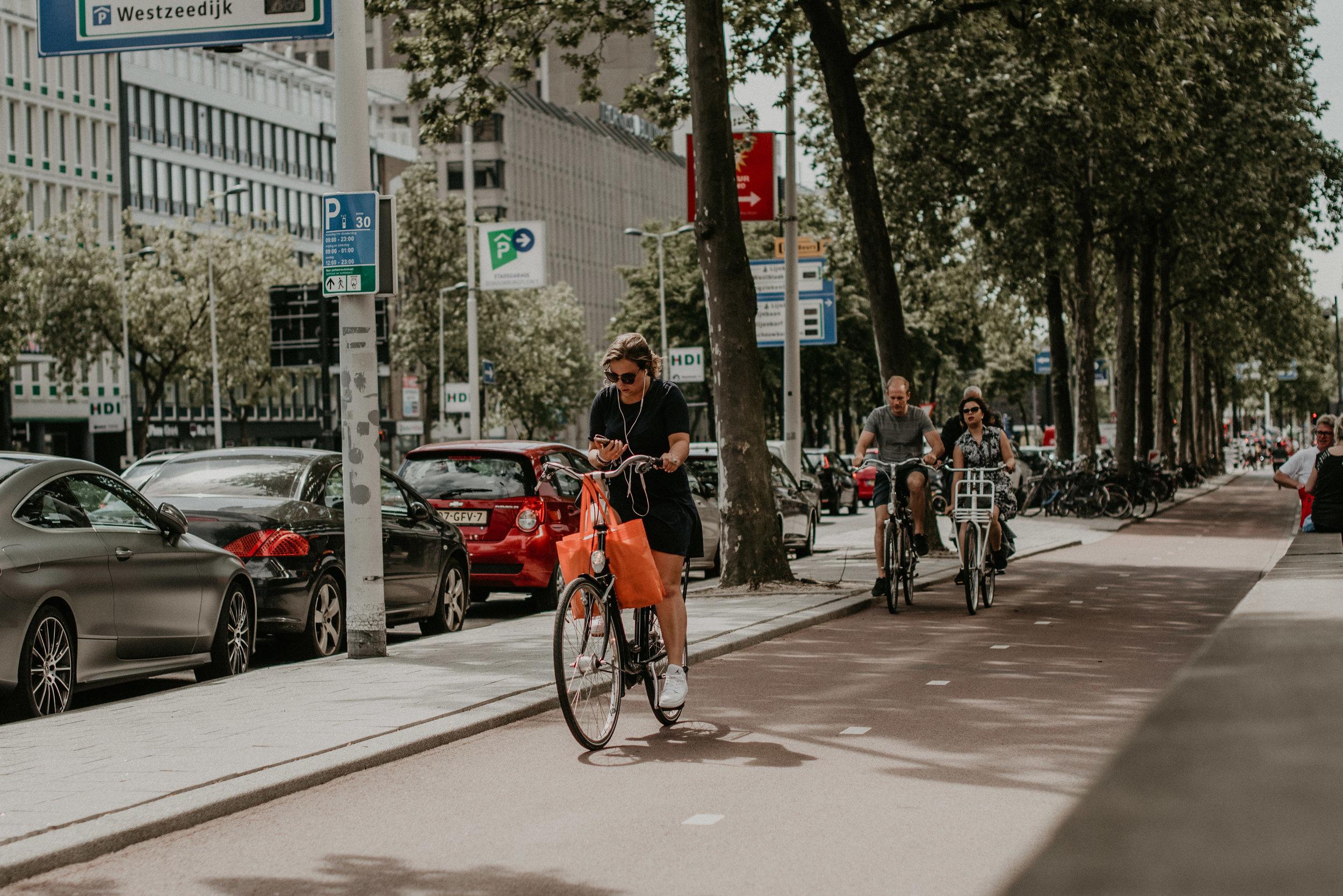 Rotterdam urban photo race