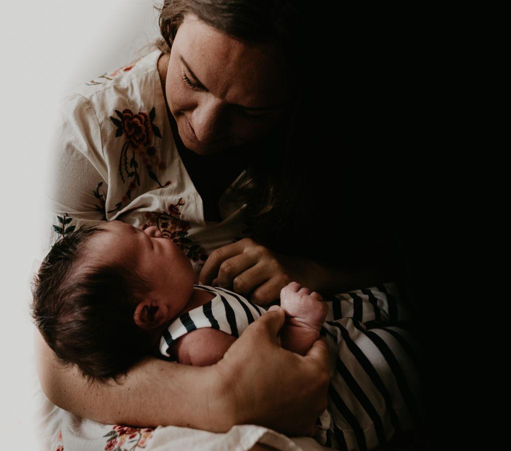 Maaslouis Newborn Photoshoot