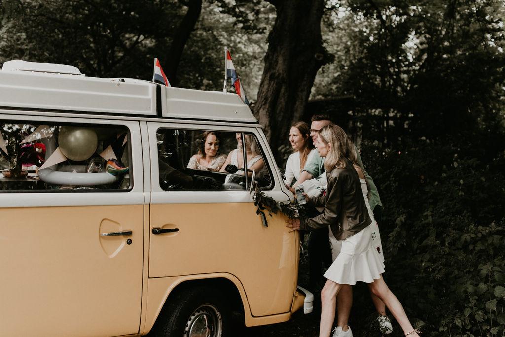 Bachelorette Party at Dudok Rotterdam