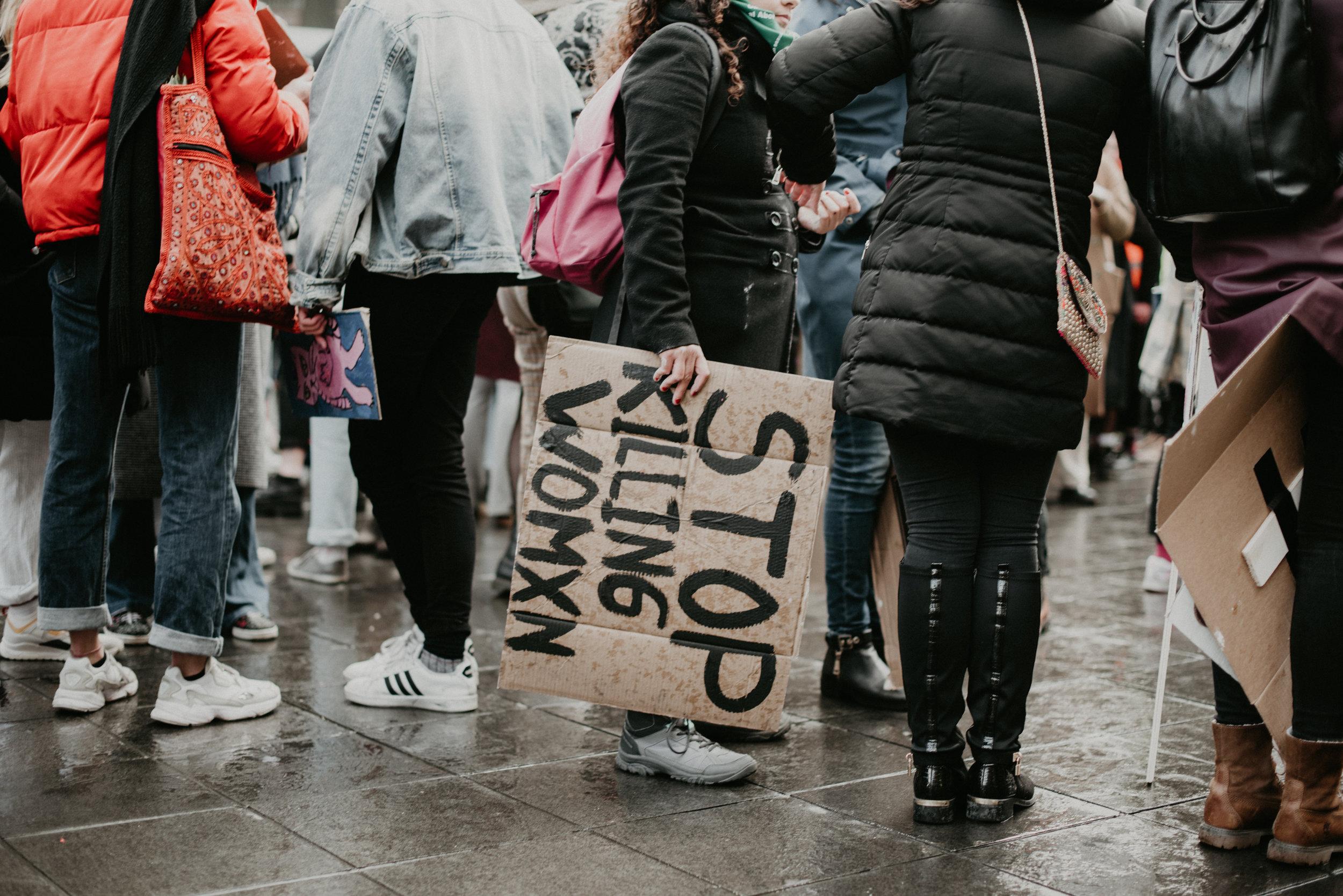 Slut Walk Rotterdam