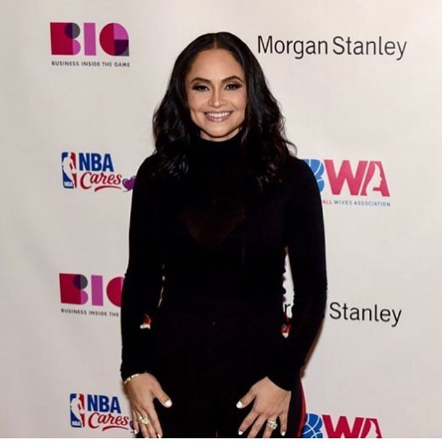 #NBWA President #MiaWright hosted an electrifying #WomenInBusiness event during #NBAAllStar and #BaronDavis' #BusinessInsideTheGame is proud to partner with the #NBWA to positively impact our communities.