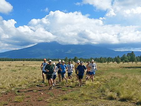 northern arizona trail runners -