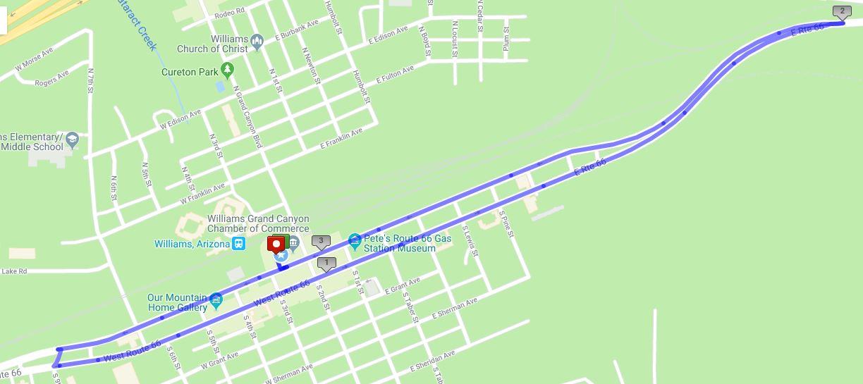 Mountain Man 5k Route.JPG