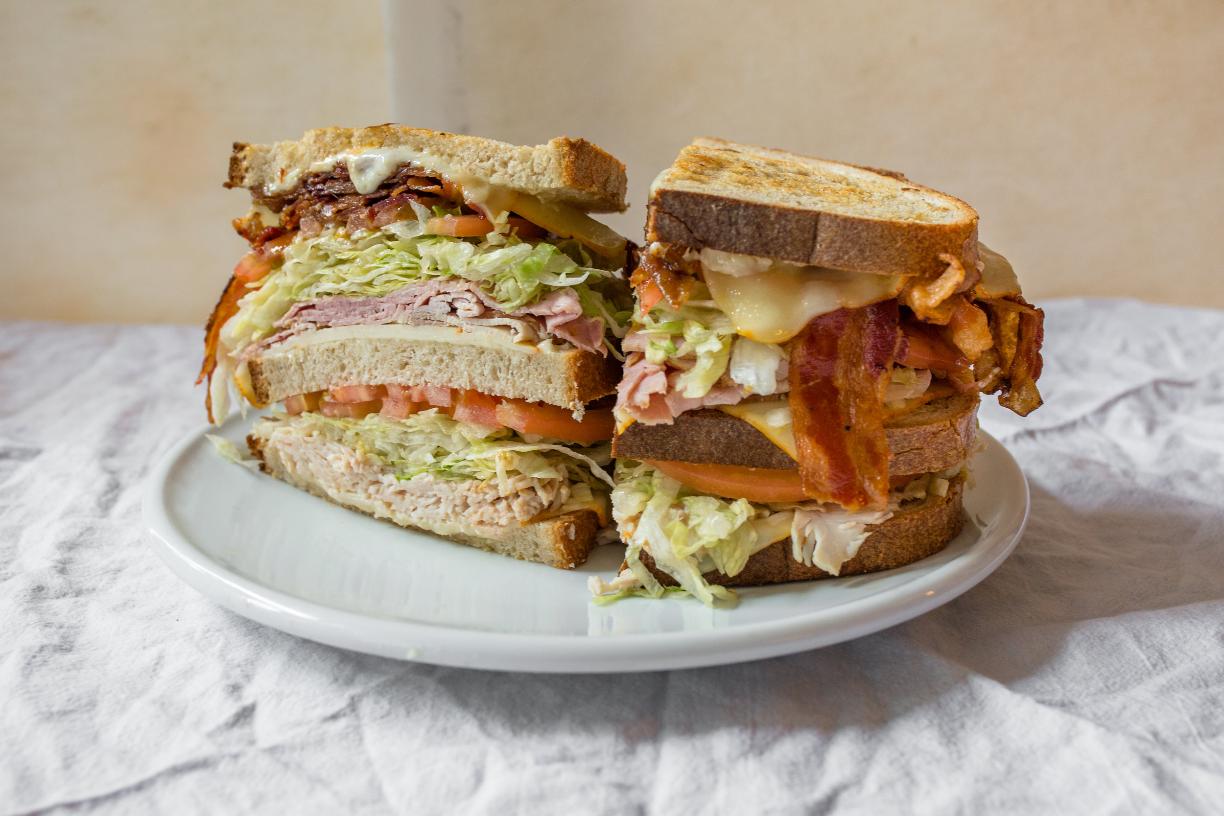 Portland's best sandwiches, made from scratch.