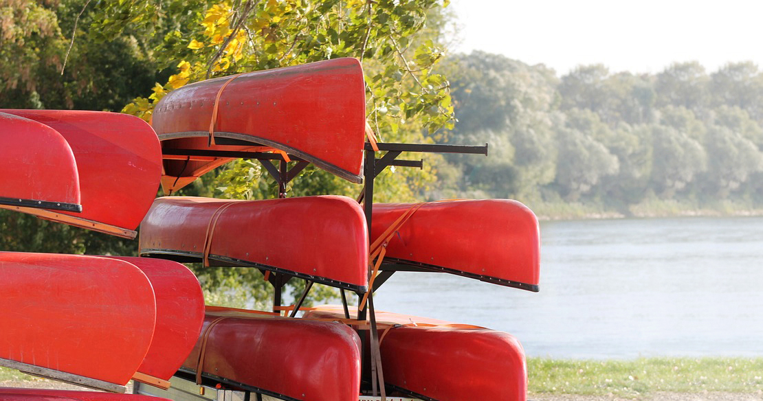 Connect back to the water through a series of river recreational access points,such as a canoe and kayak launch, a dog swimming pier, and a fishing pier tied together by an enhanced and restored riverfront. -