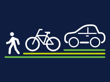Complete streets are for everyone. They are designed to enable access for all users, pedestrians, bicyclists, motorists and transit riders of all ages and abilities. -