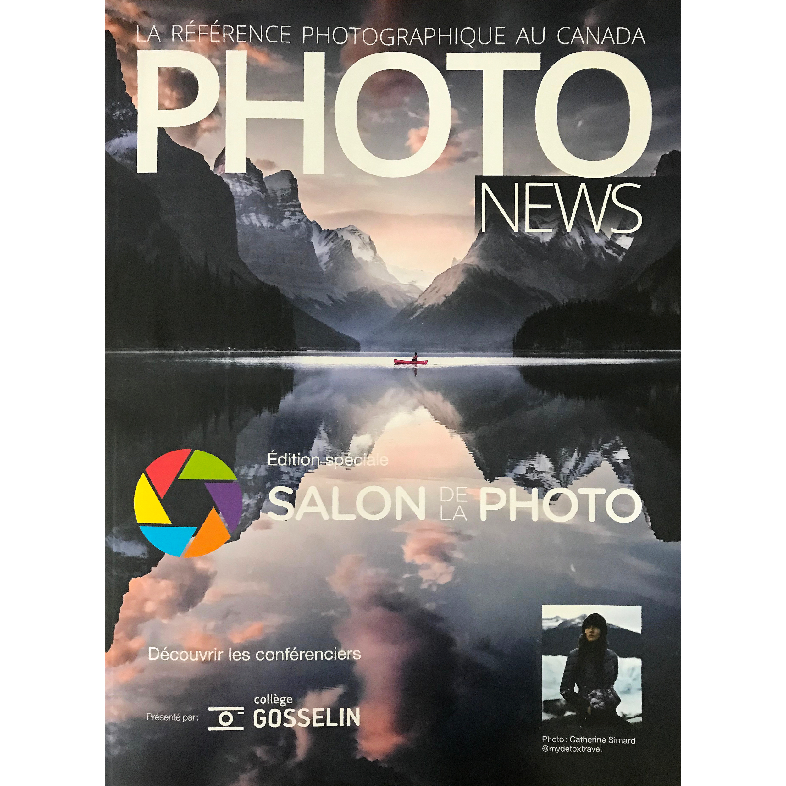 ARTICLE IN PHOTO NEWS MAGAZINE SPECIAL EDITION - FALL 2018