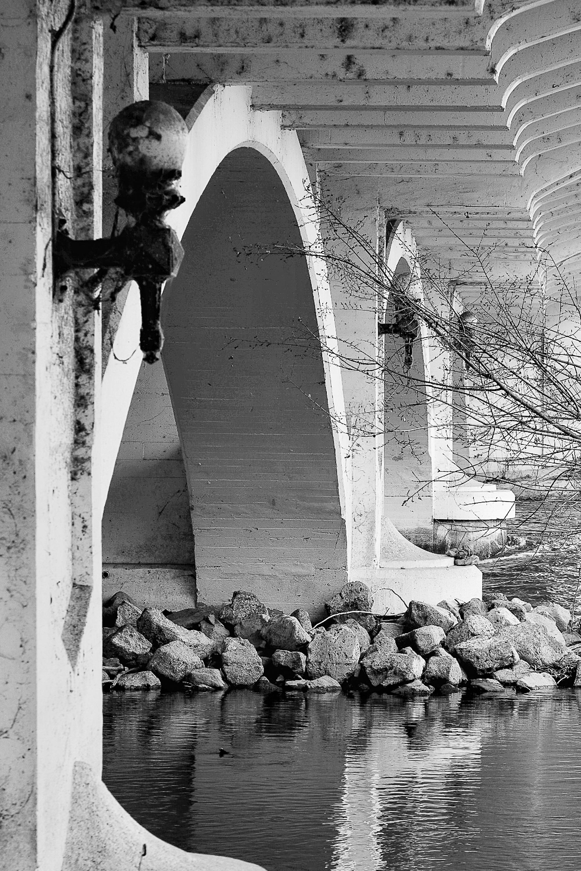 Water Under the Bridge    photography