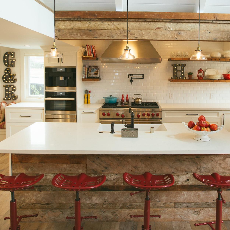 Newport shores farmhouse -