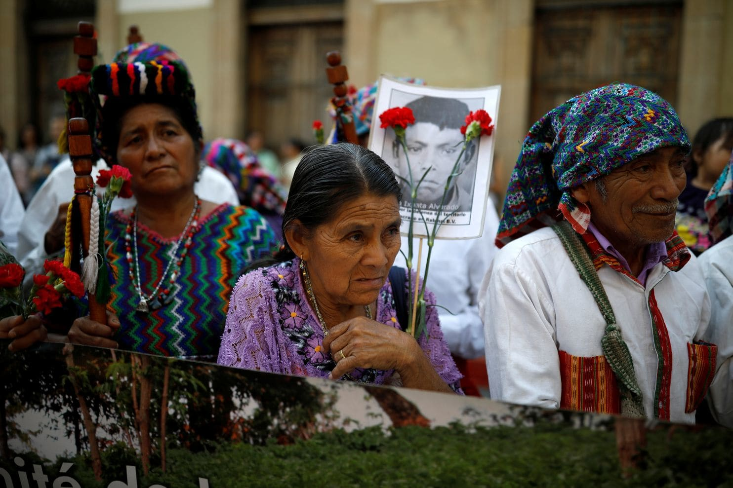 Massacre in Guatemala -