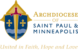 Archdiocese of St. Paul & Minneapolis is home to approximately 825,000 Catholics that promote and proclaim the Gospel in word and deed through vibrant parish communities, quality Catholic education, and ready outreach to the poor and marginalized.