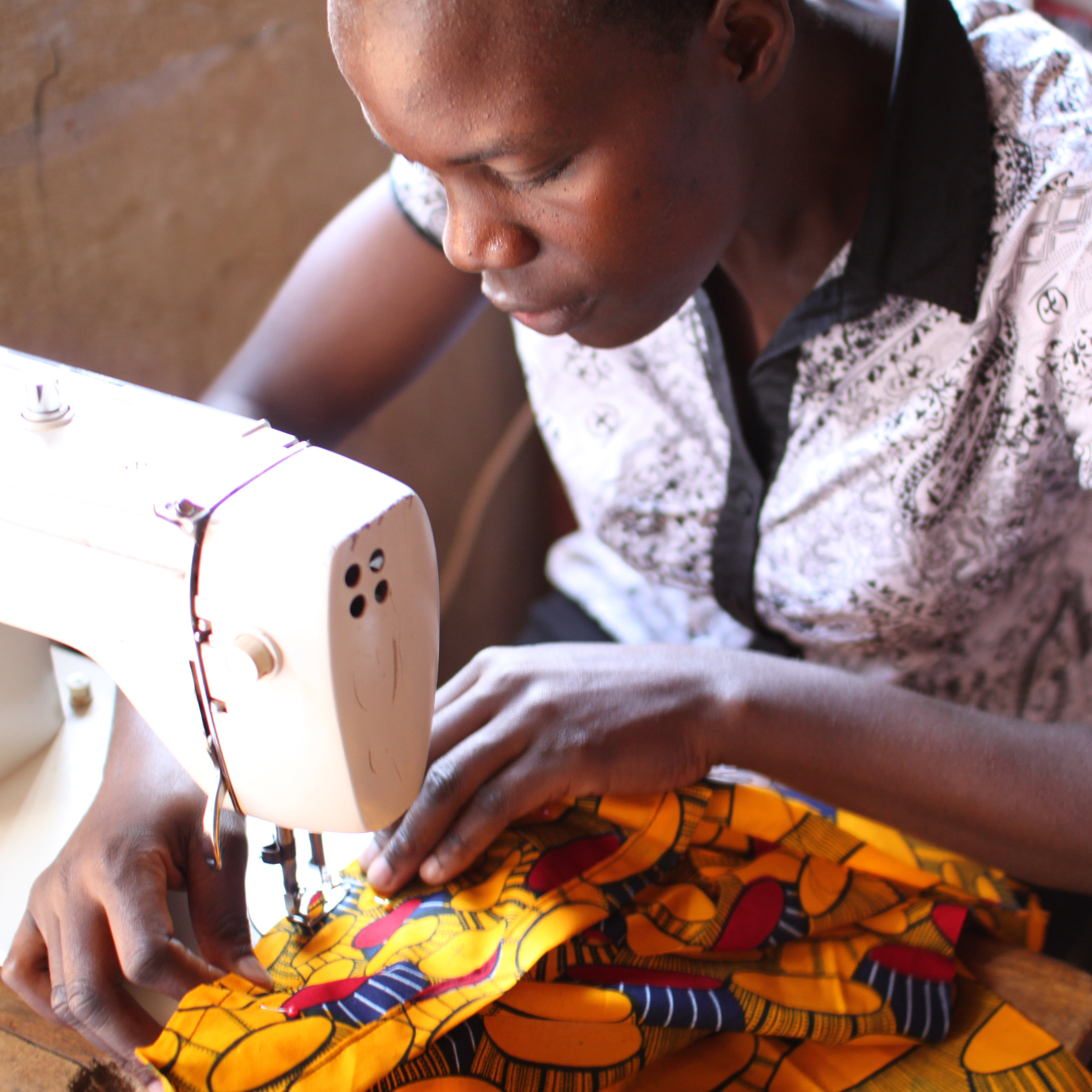 Business skills for women in Kampala