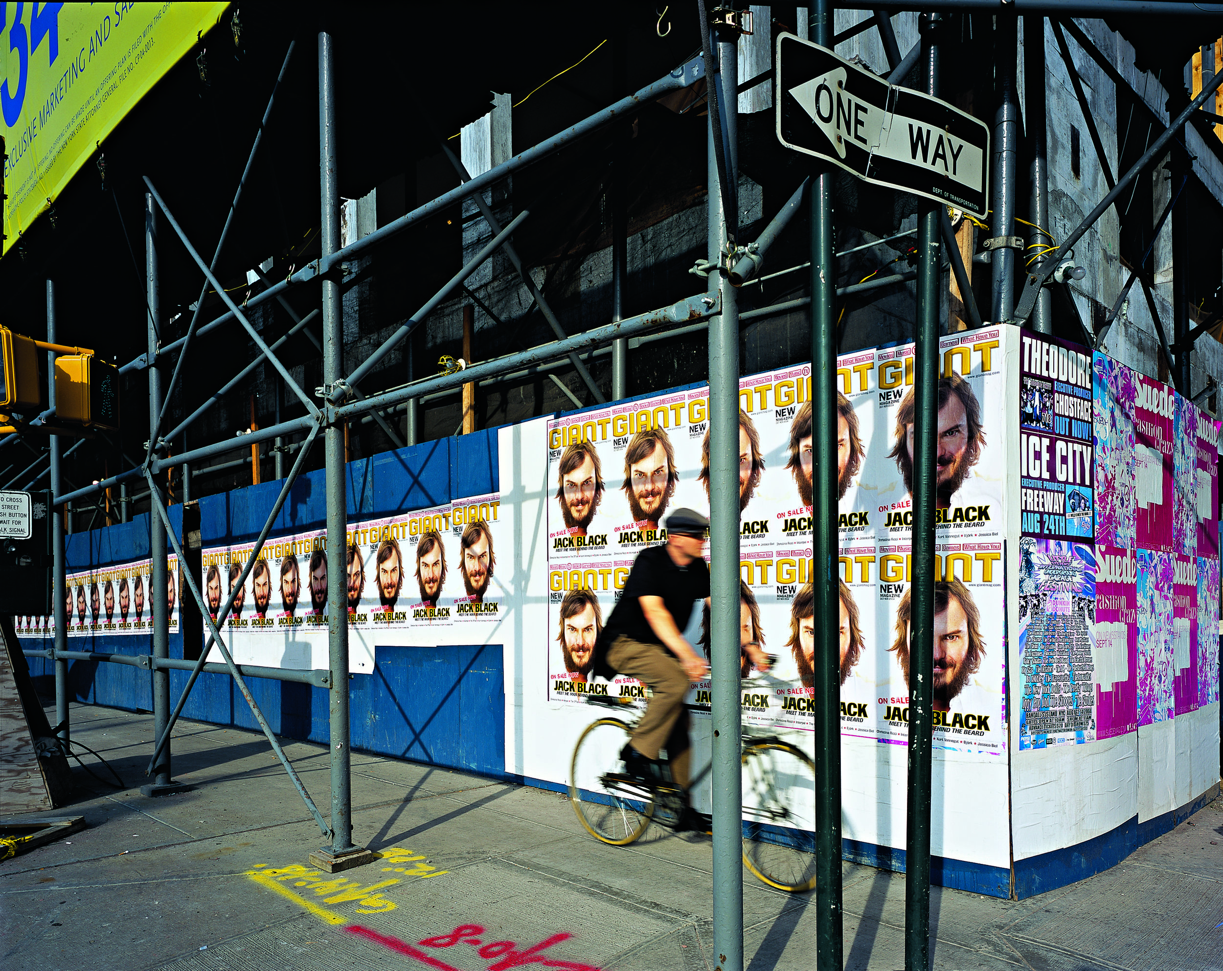 Large Format Steet Posters