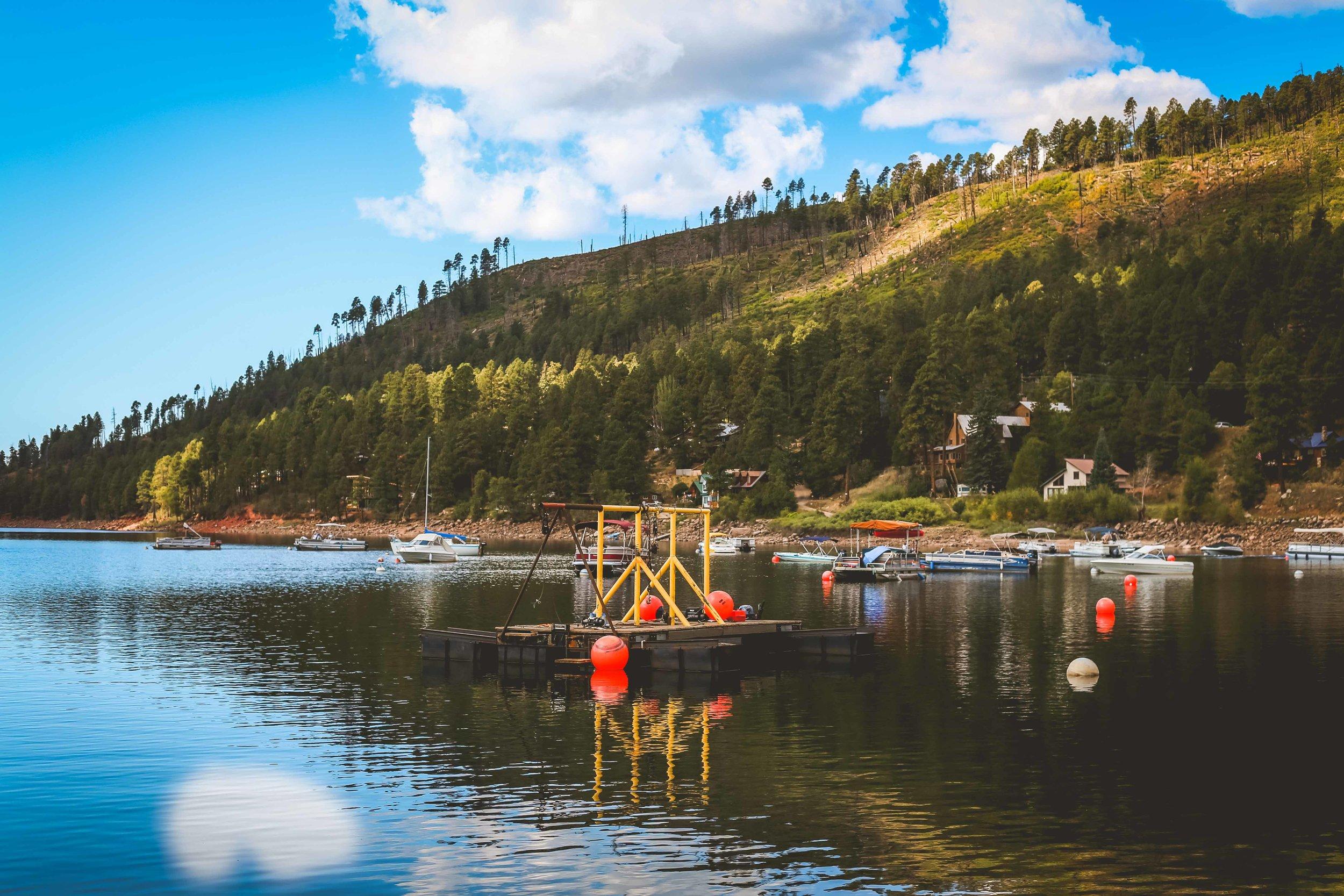09-13 Vallecito Marina, Boats, Dock, Lake, Fishing, Bear-6429.jpg