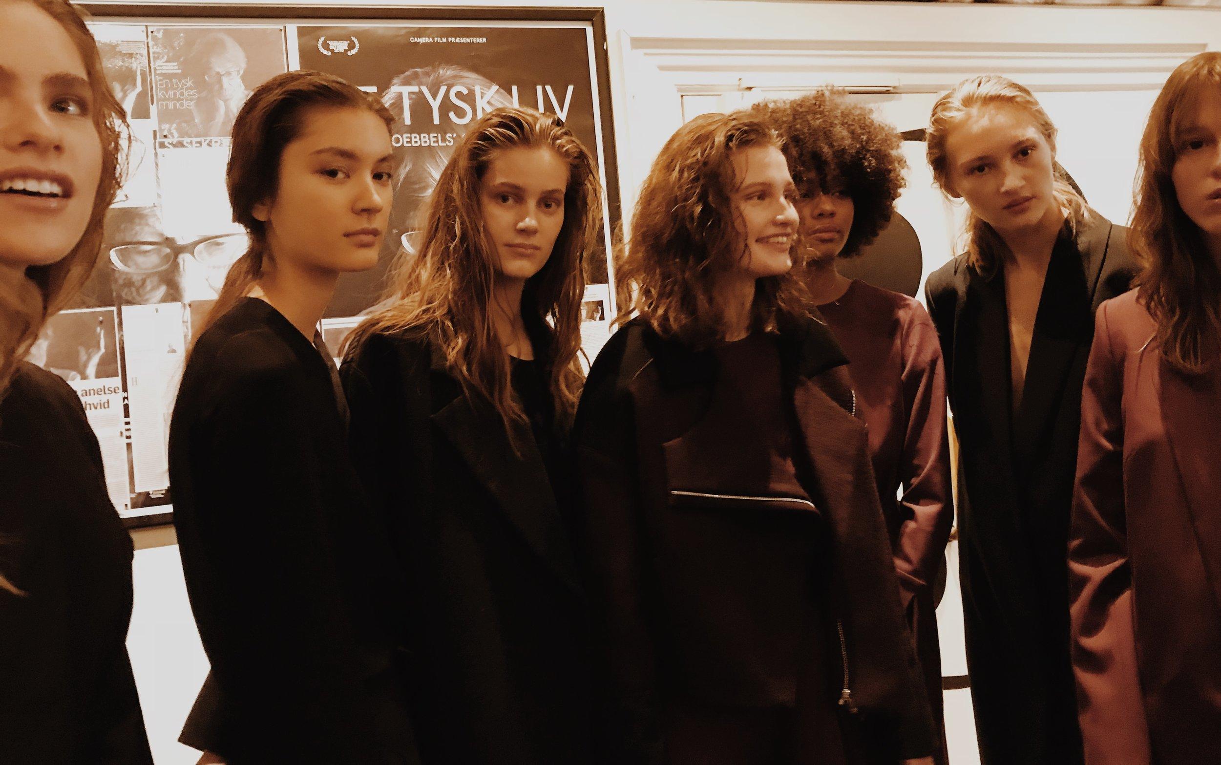 The Girls of Mai Svanhvit