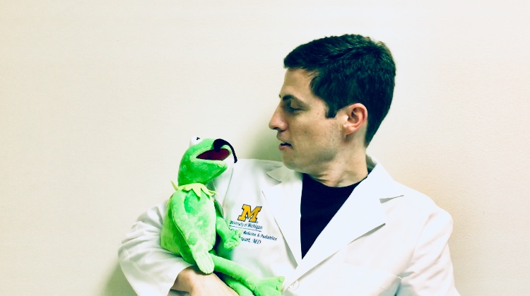 David Stewart, MD, Department of Medicine-Pediatrics, Michigan Medicine