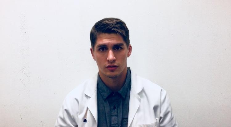 Brian Desmond, M4, The University of Michigan Medical School