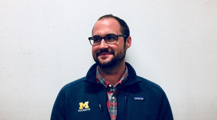 Matthew Hughes, MD, Department of Psychiatry, Michigan Medicine