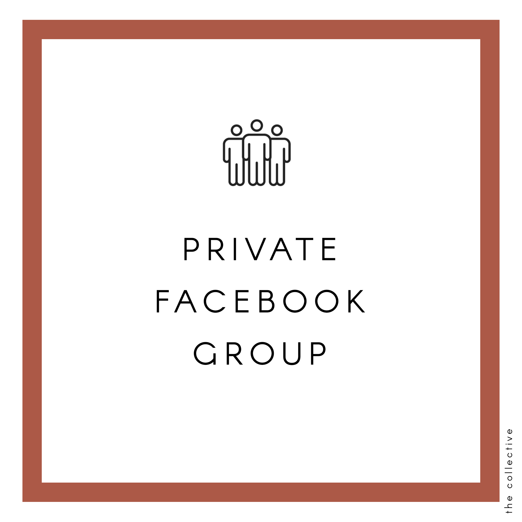 The Collective Facebook group