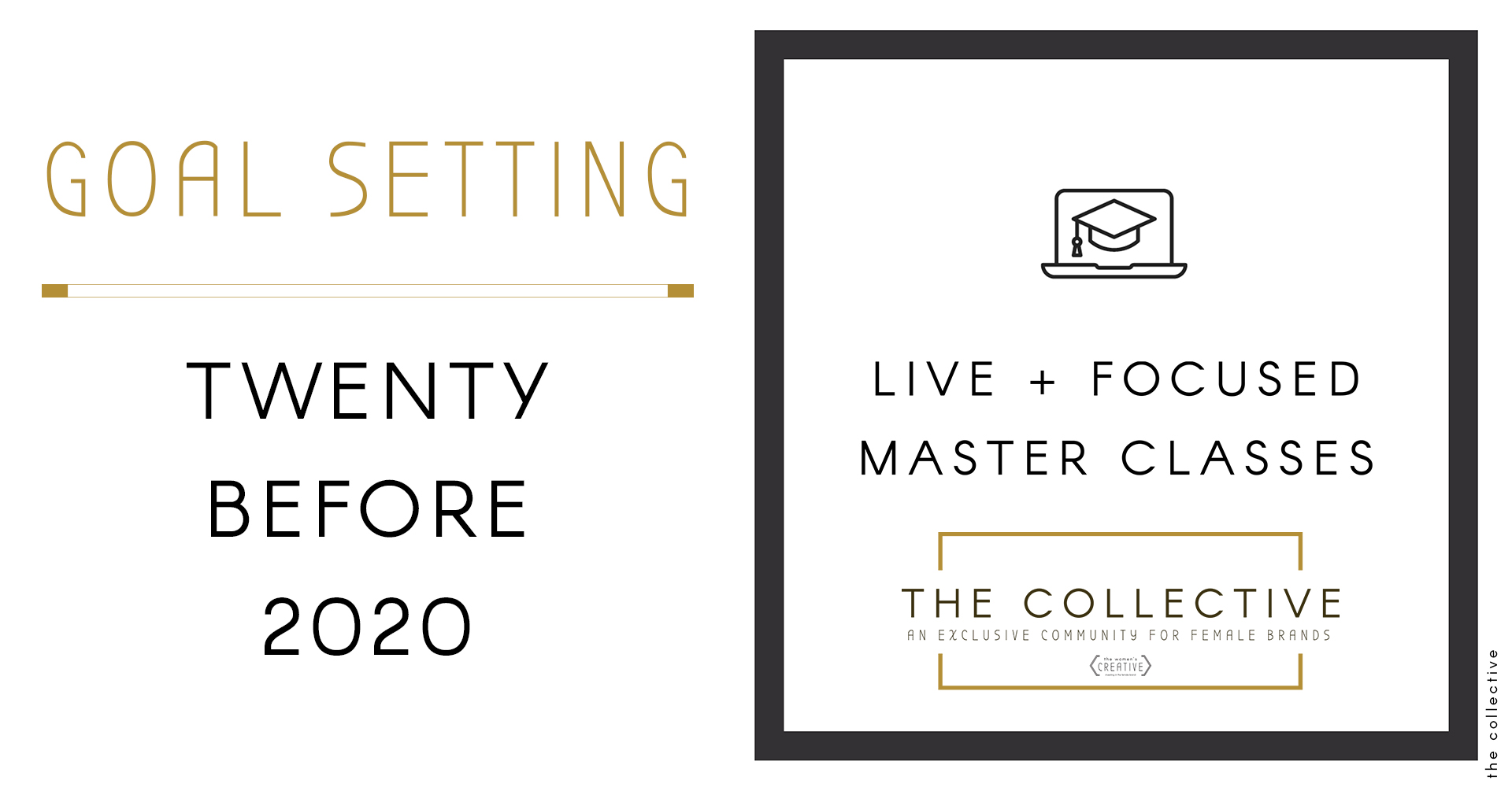 FB GOAL SETTING LIVE The collective