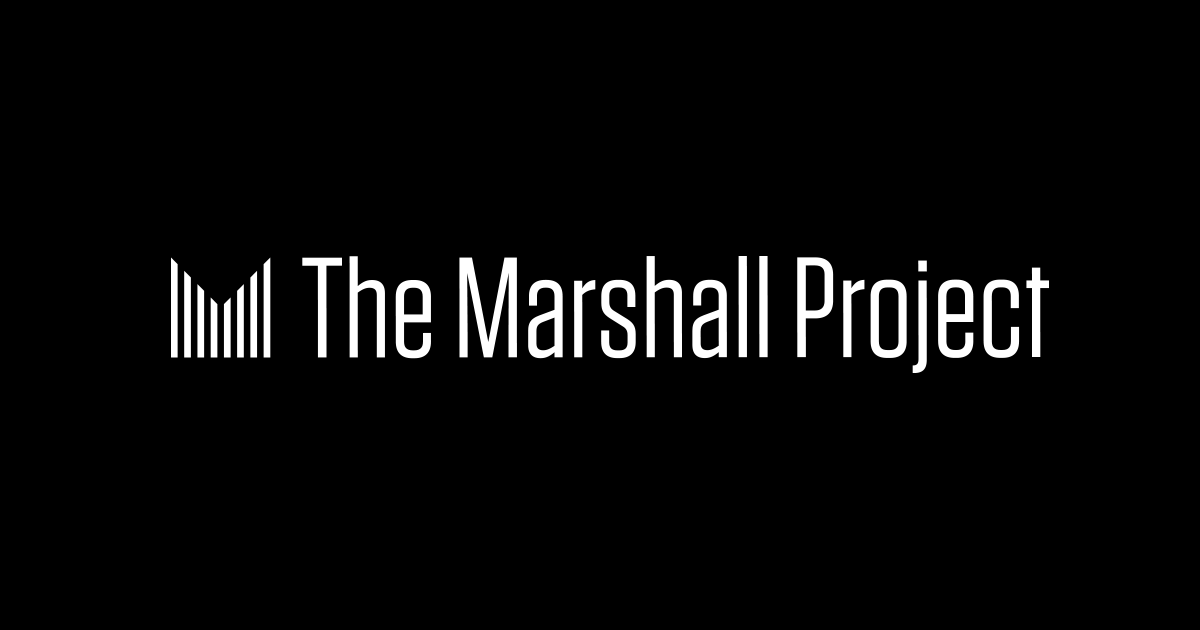 Photo from The Marshall Project