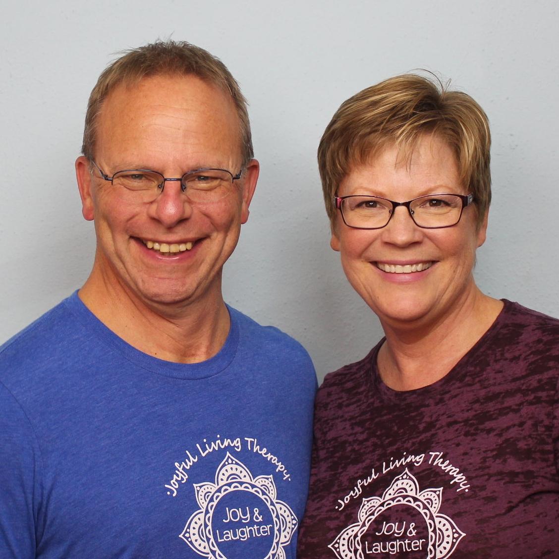 Dan and Jill Johnson
