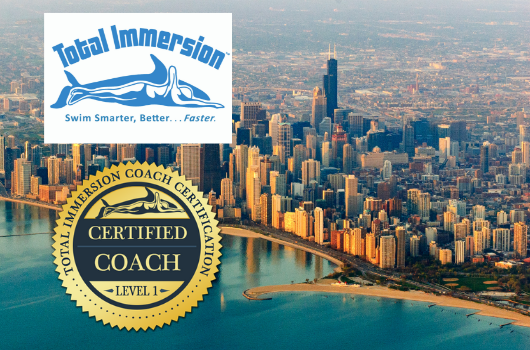 Total Immersion Freestyle Weekend Workshop: Chicago - July 27 - July 28, 2019