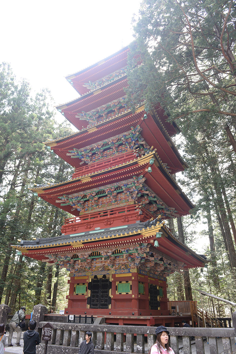 Toshogu Shrine_Pagoda.JPG