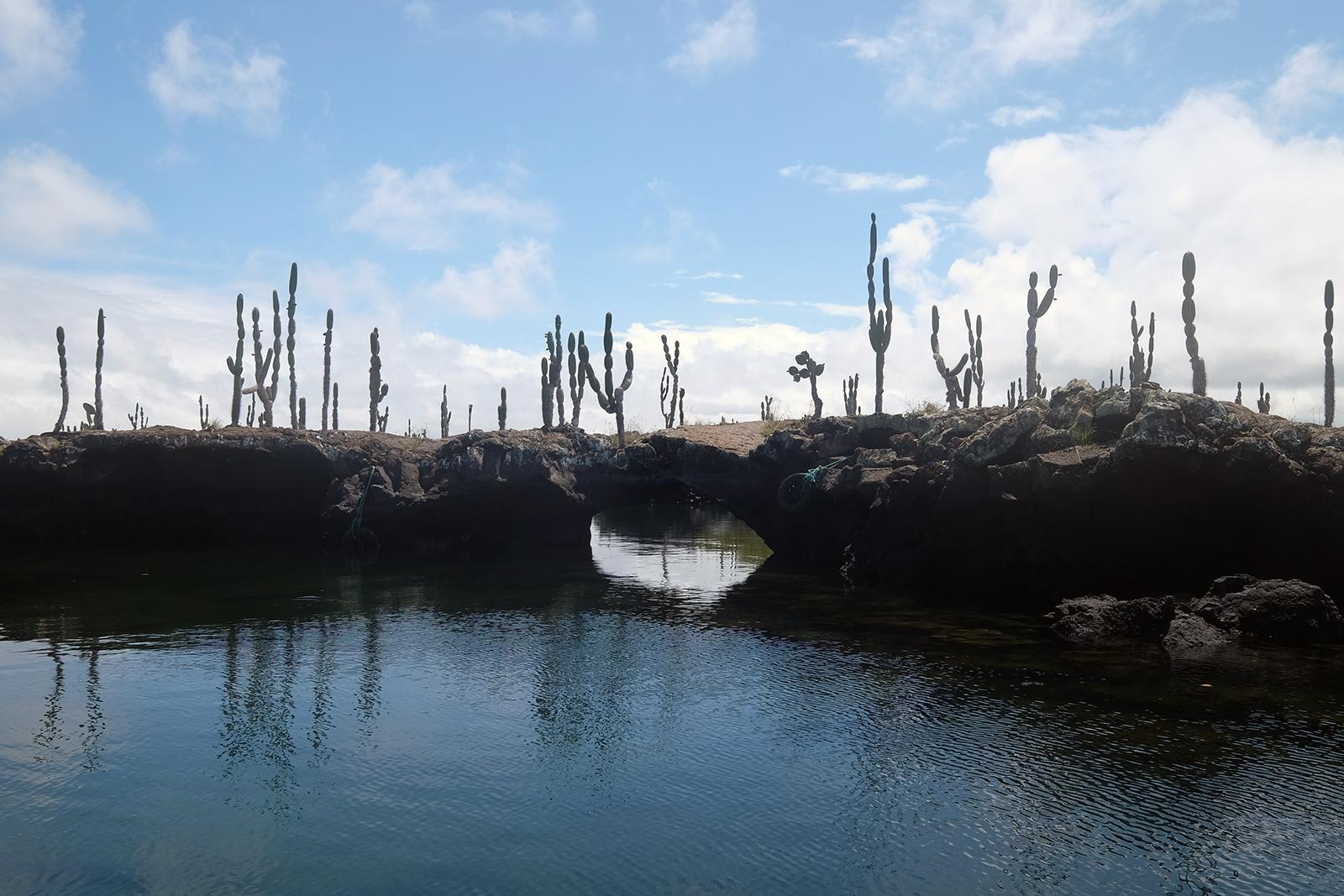 Los Túneles en Cabo Rosa