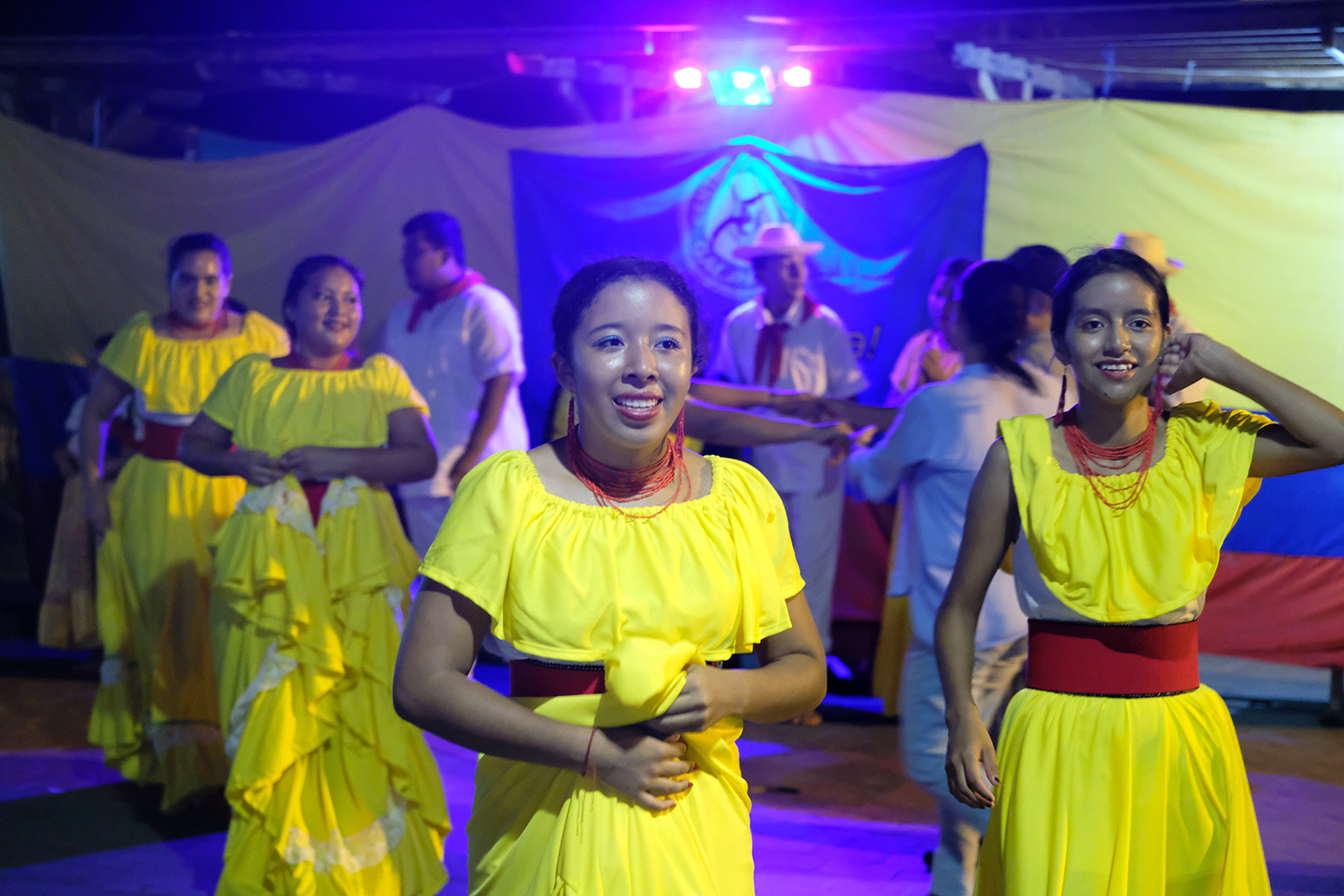 Festival de danza - Santa Cruz