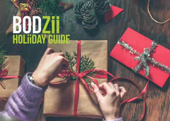BODZii Holiday Guide    Stay on track during the holiday season (or any special events) with our holiday guide.