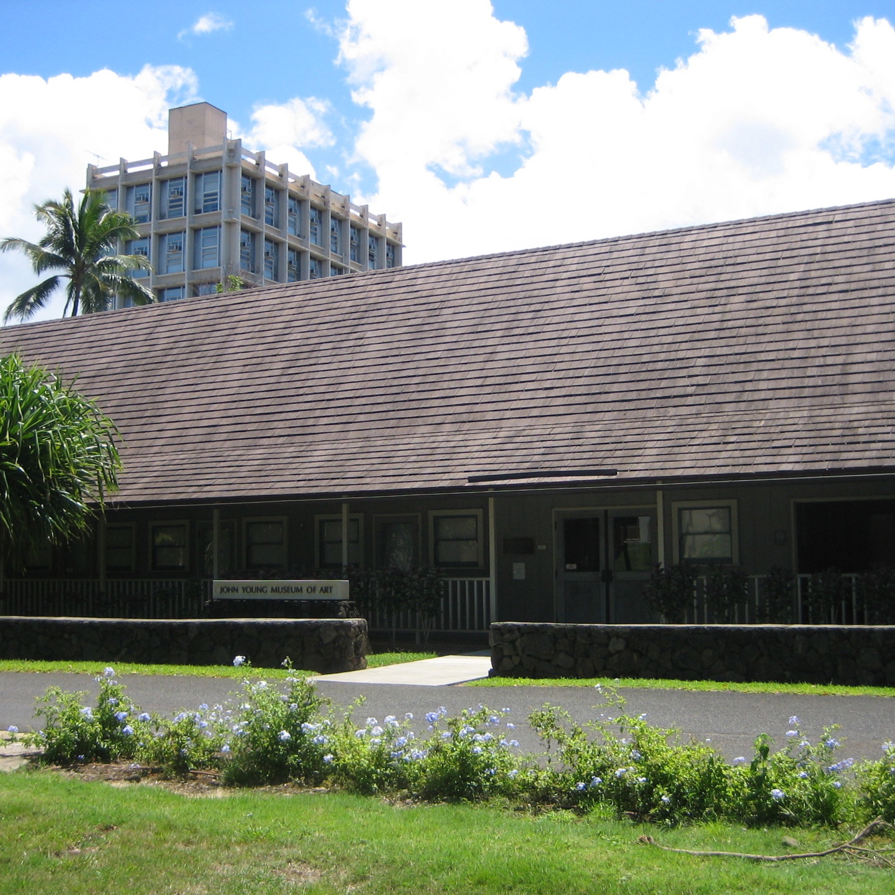 John Young Museum of Art (UH)