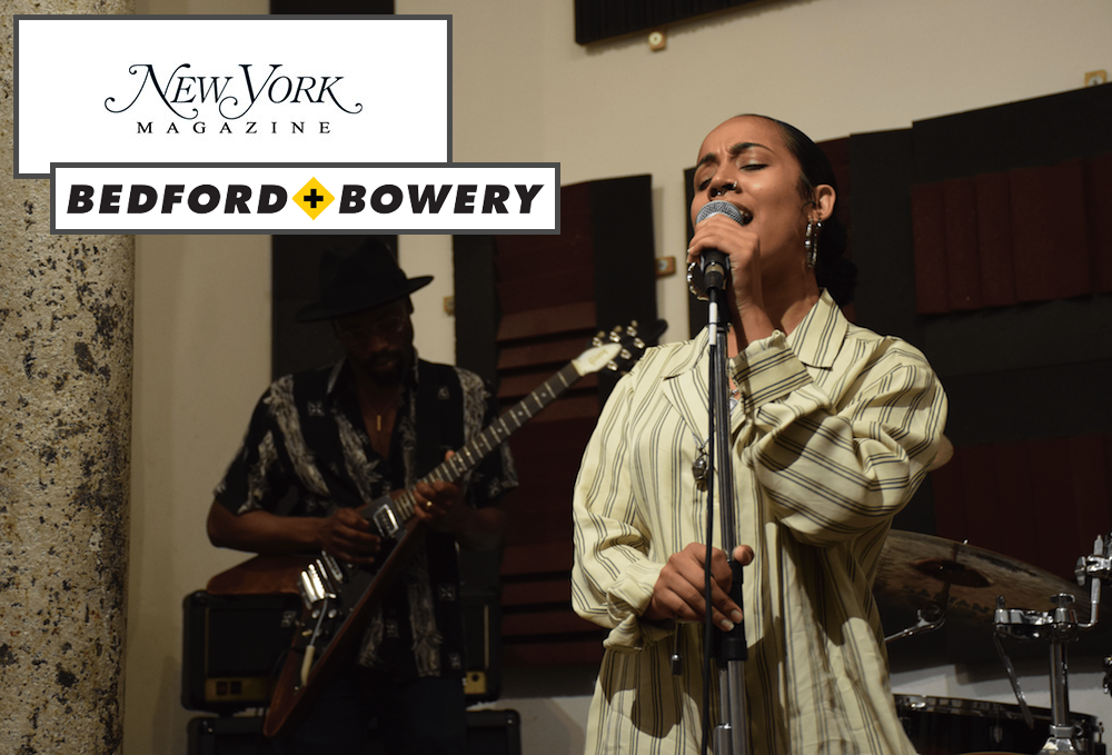 Lovehoney Believes Sleazy Blues Rock Can Take Over the World - NEW YORK MAGAZINE // BEDFORD + BOWERYAugust 17, 2018READ THE ARTICLE ›