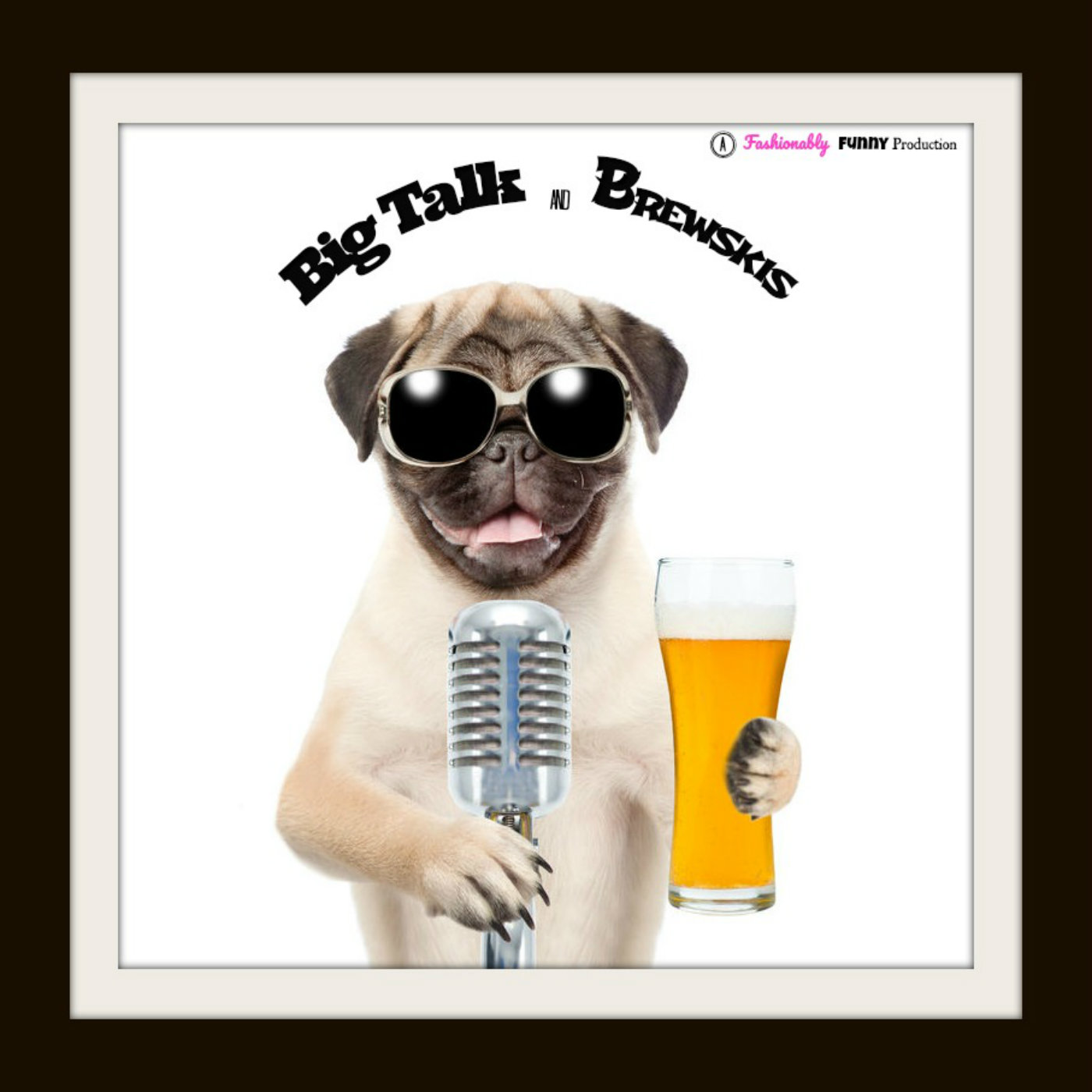 Big Talk &Brewski's - Maryssa Smith & Co-Host Rodney Daniels join some of the best & brightest Comic's NYC has to offer for Big Talk about today's hottest topics. No subject is ever off limits. Crack open a cold one and join the Big Talk.Listen, rate, & review on iTunes & Google Play.