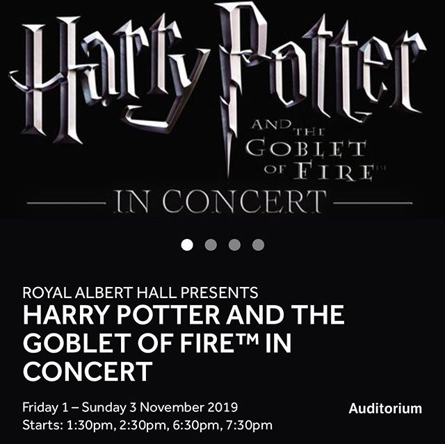 From 3:30pm you can win HARRY POTTER 4 LIVE AT ROYAL ALBERT HALL tickets x2! To enter, simply donate and guess the time you think the team will finish. Enter your time guess in the comments section of the donation website. Link in bio.  Prize draw will take place at end of Hadrian's Crawl.  Harry Potter Live at Royal Albert Hall - Sat 2 Nov @ 7:30pm x2 tickets RRP£85 donated by @sarahmytomhart #HarryPotterinConcert @royalalberthall