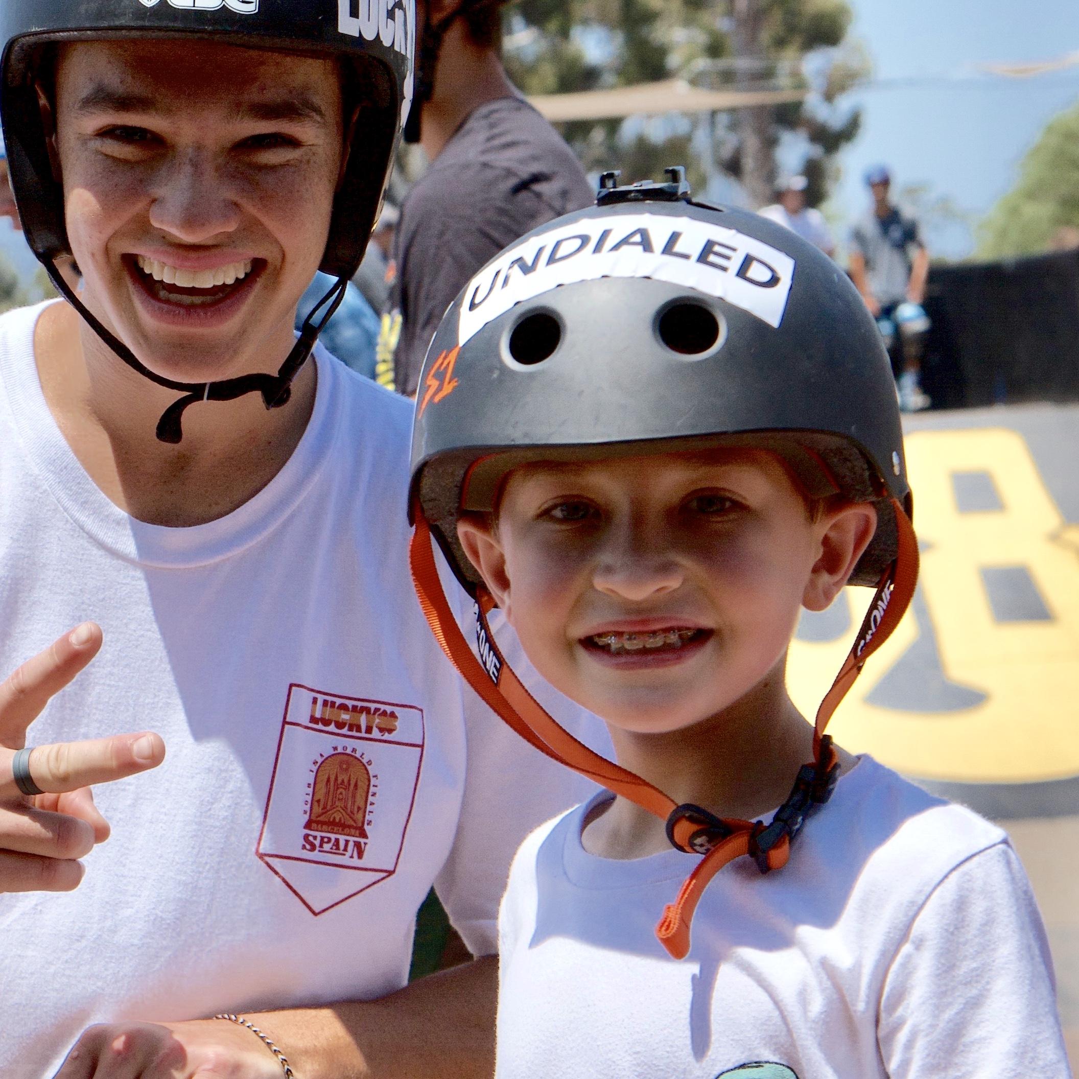 BEGINNER Rider: Landon Portelo @landinotnt