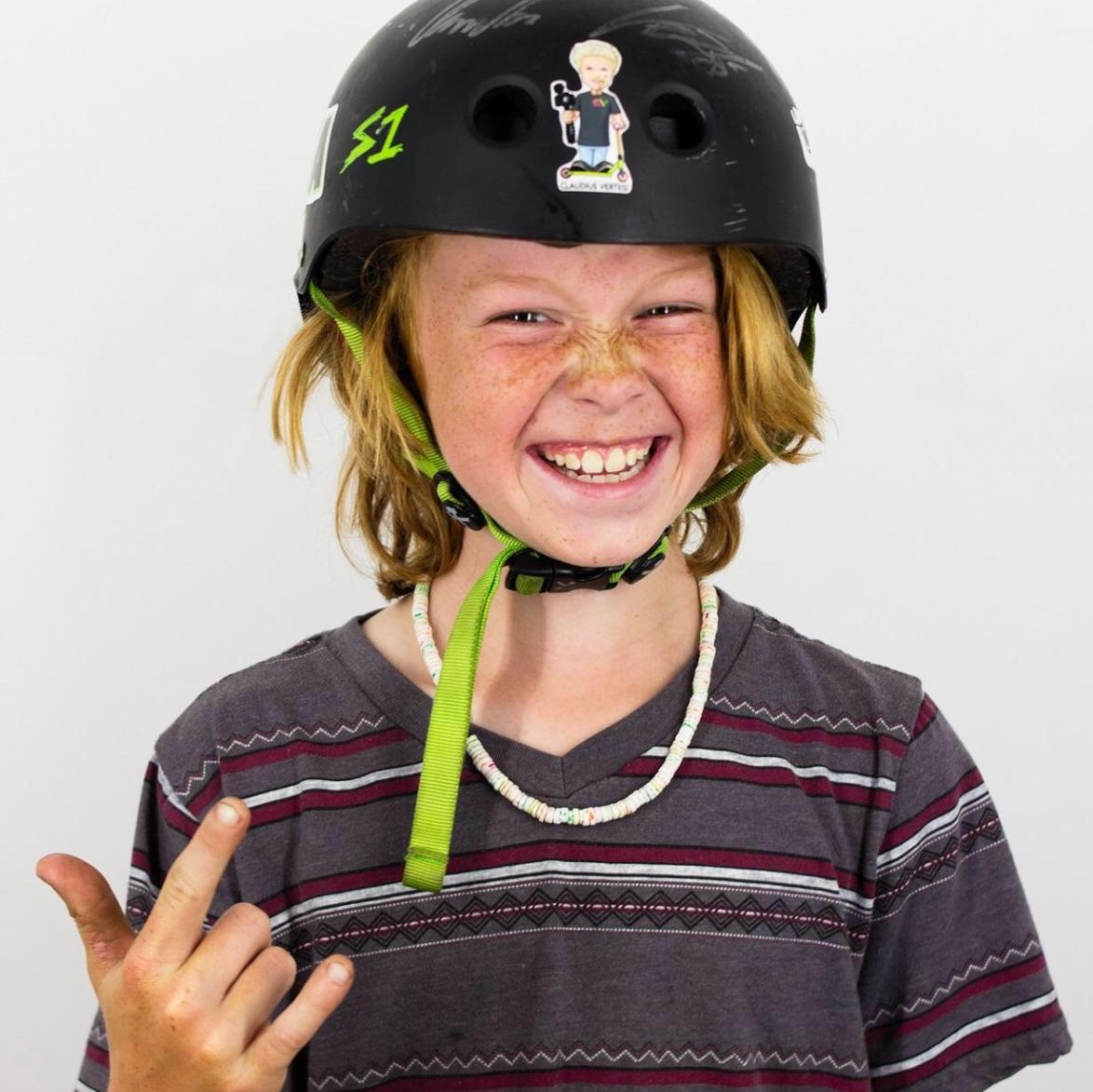 ADVANCED Rider: Jack Walsh  Ronka Pro Scooters  @jackwalsh702