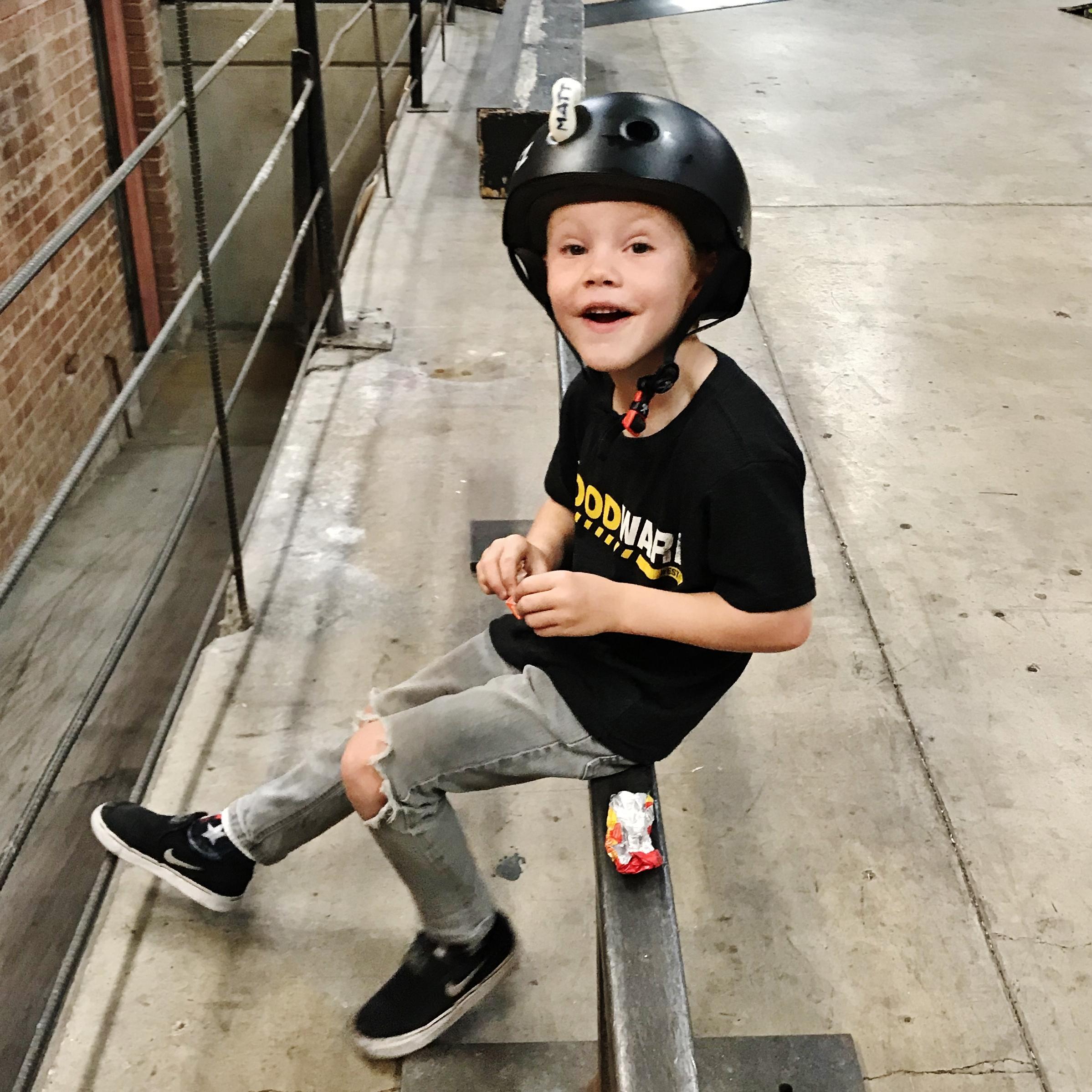 BEGINNER Rider: Matthew Anderson  The Scooter Stop  @skander_matt