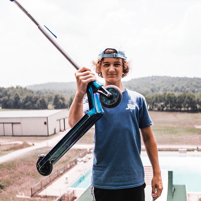 PRO Rider: Cole Zimmerman - Port Tech