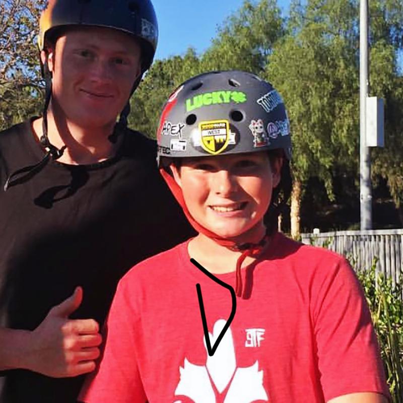 INTERMEDIATE Rider: Landon Miles