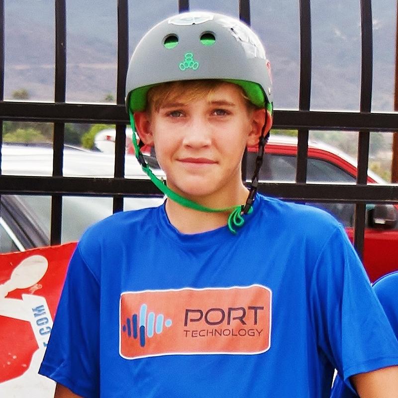 BEGINNER Rider: Caleb Erwin