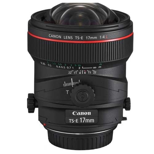 TS-E 17mm f/4L Tilt Shift