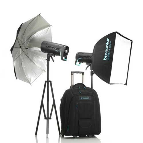 Broncolor Siros 800 L outdoor kit
