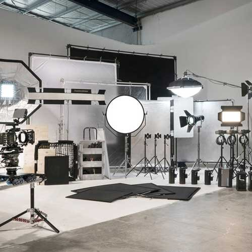 Motion Grip Rig & Lighting