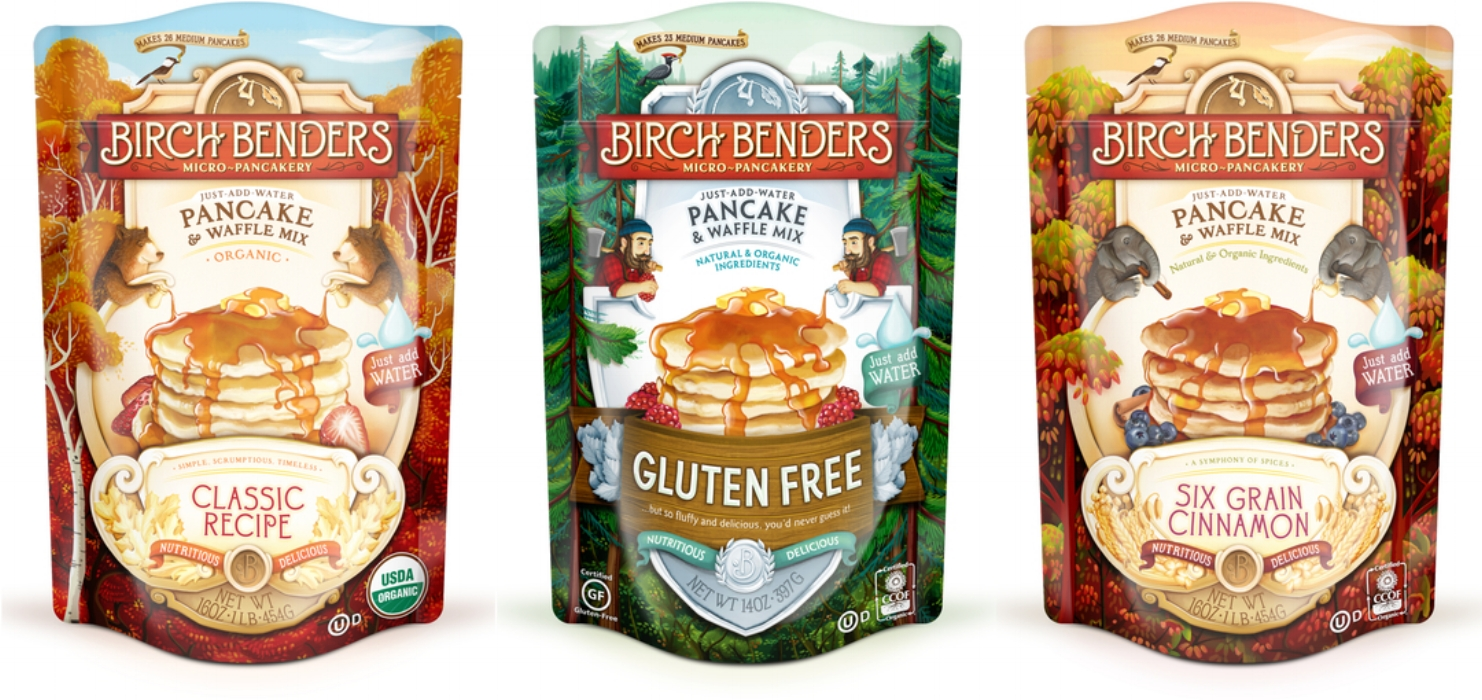 Birch Benders Pancake and Waffle Mix